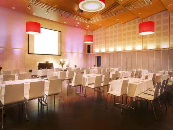 Kick off presentatie zaal eauditorium rotterdam