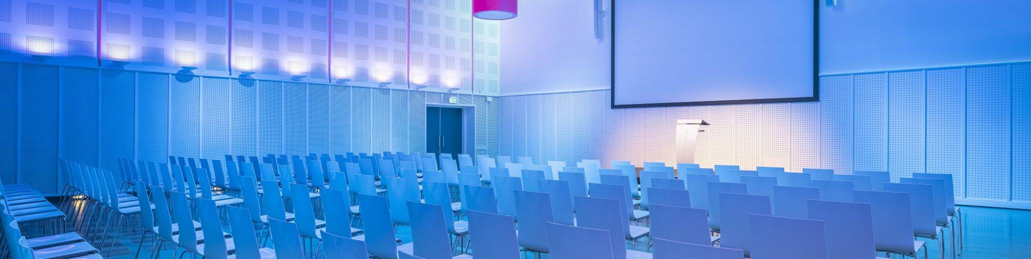 auditorium congres symposium locatie