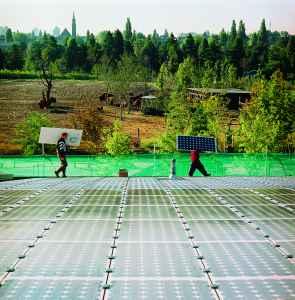 Sunport Oceanium dak zonnepanelen zonnepaneel