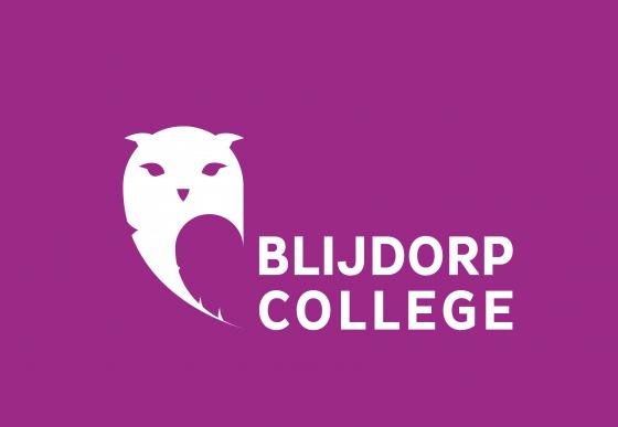 Blijdorp college logo