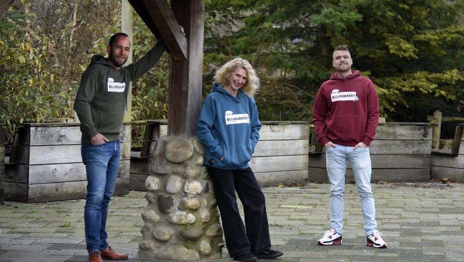 Nieuw: Blijdorpert hoodies